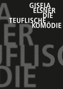 """Buchcover: Gisela Elsner """"Die teuflische Komödie"""""""